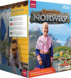 Expedition Norway VBS 2016 Starter Kit   -