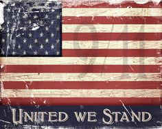 united we stand printable