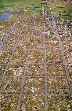 5-8-2007 Tornado Damage in Greensburg, Kansas