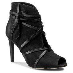 Polokozačky CARINII - B3564 Samuel 04/ Sandro 04 Sandro, Shoe Boots, Heels, Fashion, Heel, Moda, Fashion Styles, High Heel, Fashion Illustrations