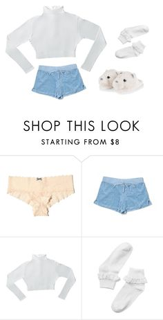 """""""Untitled #1620"""" by telletubbies ❤ liked on Polyvore featuring Hollister Co., Juicy Couture and Monki"""