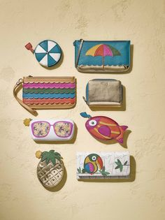 Relic Novelty Wallets - Summer 2015