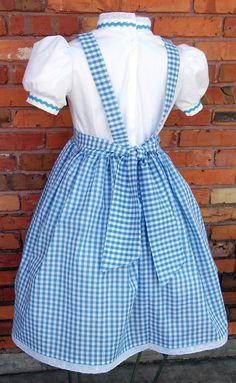 MissEm.com - Girls Drothy costume Wizard of Oz, $68.00 (http://www.missem.com/girls-drothy-costume-wizard-of-oz/)