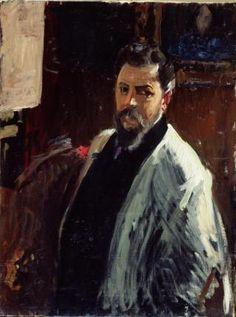 Autorretrato. Joaquín Sorolla