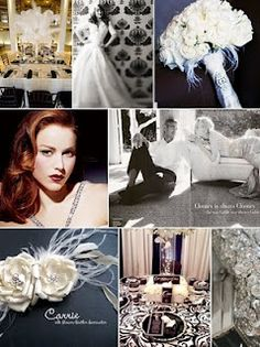 GET THE LOOK - Retro Hollywood Wedding