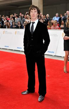 Benedict Cumberbatch - Philips British Academy Television Awards