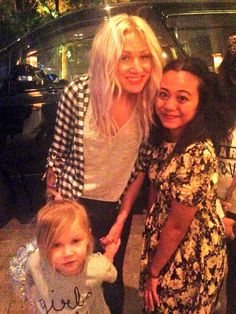 """""""Lou and Lux with a fan in Singapore! Lottie Tomlinson, Baby Lux, Acne Studios, Singapore, Streetwear Brands, Daughter, Luxury Fashion, Couple Photos, Fan"""