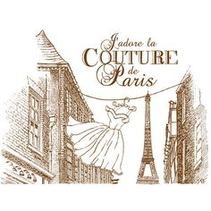 Find images and videos about paris on We Heart It - the app to get lost in what you love. Paris Decor, Paris Theme, Vintage Walls, Vintage Prints, French Typography, Foto Transfer, Transfer Printing, Fashion Typography, Images Vintage