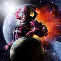I am the hunger that dooms worlds. I am he who is beyond such frail concepts as good and evil. I am Galactus #Galactus#WorldEater#Marvel#MarvelComics#MarvelUniverse#ComicArt#LordComix #devilzsmile by devilzsmile.com