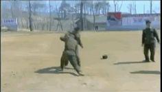 North Korea: Martial art