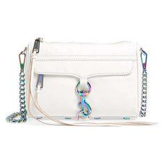 06ae449e0385 Rank   Style - Rebecca Minkoff Mini MAC Convertible Crossbody Bag   rankandstyle