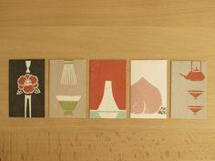 美濃和紙のぽち袋 - 雑貨屋[そ] Japanese Logo, Japanese Paper, Japanese Illustration, Pattern Illustration, Chinese Patterns, Japanese Patterns, Book Design, Design Art, Packaging Design