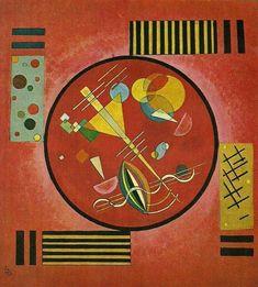 Wassily Kandinsky – Pauderei, 1926