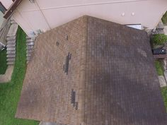 Before Residential Roofing San Antonio Roof Fix Now
