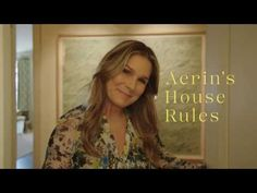 Watch: Aerin Lauder shares her ultimate house rules – Vogue Australia Sophisticated Living Rooms, Aerin Lauder, Out Of Your Mind, Manhattan Apartment, Fru Fru, Vogue Living, Shadow Play, Safe Haven, Home Tv