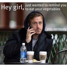 The internet craze known as the Hey Girl meme with images of Ryan Gosling has taken over the world.This is a collection of just some of the funny ones I was able to find. I Smile, Make Me Smile, Daily Motivation, Fitness Motivation, Fitness Memes, Funny Fitness, Running Motivation, Health Fitness, Johny Depp