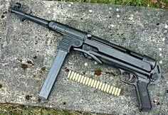 ALEMANIA: MP-40