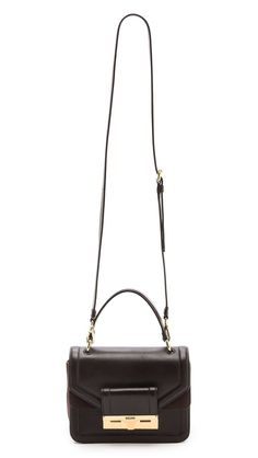 Moschino Leather Cross Body Bag for $1295 / Wantering