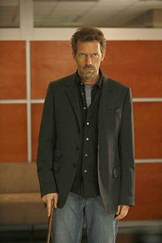 Hugh Laurie as Dr. House