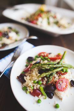 Dinner tonight: Couscous Salad Photo