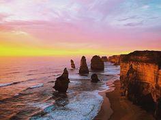 #australia #australiaday #travel #12apostles #12apostoles #world #wonderful #travelling #sunset #traveler #loveit #landscape #landscape_lovers #tocks #ocean #wanderlust #instatravel #travelgram #trip #voyage #igtravel #igcaptures by worldtrips_ http://ift.tt/1ijk11S