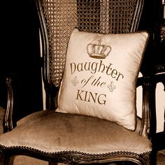 King = Jesus Christ.