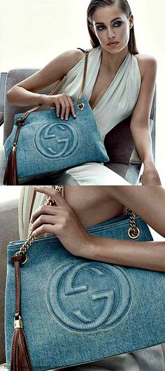 Guccis Cruise 2014 Accessories Campaign | The House of Beccaria
