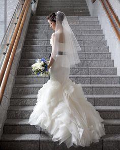 * #weddingtbt  せっかくなのでもう1枚 * 少し戻って館内撮影 パレスホテル定番フォト * #王道嫌いなひねくれ者 #verawangethel…