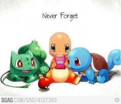 We never forget you