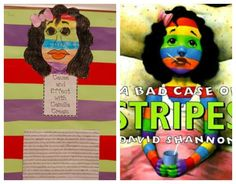 Teach Junkie: 12 Easy Cause and Effect Activities and Worksheets - Cause and Effect with A Bad Case of Stripes