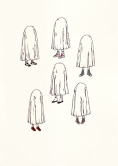 Ghost | Andrew Rae --- Monday-Friday