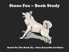 Stone Fox The Book
