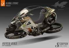 ArtStation - Global Strike project, Quyen Pham