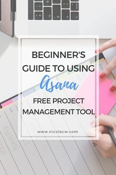 Tips on how to use Asana, a free project management tool, for your business! Everything from creating project templates to breaking tasks into subtasks. Asana Project Management, Project Management Templates, Time Management Tips, Business Management, Iyengar Yoga, Ashtanga Yoga, Business Entrepreneur, Business Tips, Online Business