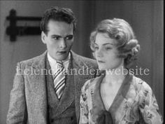 Helen as Beattie Williams in 'Mother's Cry' (First National / Vitaphone; premiered in New York City on December She is seen here with Edward Woods (as Danny Williams). My collection. Helen Chandler, December 4th, Cry, New York City, Woods, Hollywood, Beauty, Collection, Beautiful