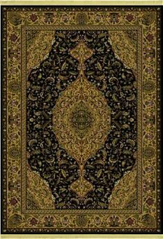 "Shaw Kathy Ireland Essentials Provencal 7'8"" x 11' Ebony Area Rug by Shaw. $549.00. Lifestyle Designer Kathy Ireland expresses her casual and on trend approach to home interiors with the Kathy Ireland Home Collection. The mission is "" finding solutions for families, especially busy moms."" This extremely popular collection is inspired by Kathy's travels all over the world and embraced by millions of families. Kathy's trusted design insight, beautiful color palett..."