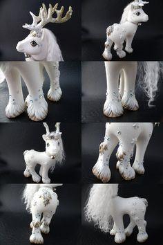 Snow The Reindeer by *lovelauraland on deviantART