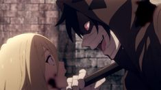Angels of Death Episode 1 Official Anime Screenshot