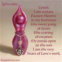 Aphrodite Goddess, Goddess Art, Goddess Of Love, Wiccan Witch, Magick, Witchcraft, Sacred Feminine, Divine Feminine, Aphrodite Aesthetic