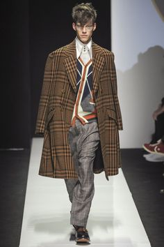 Vivienne Westwood Autumn/Winter 2015 Menswear | British Vogue
