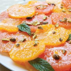 gaige house breakfast offering, grapefruit, sonoma valley blog