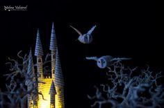 MADE TO ORDER  Harry Potter Book Sculpture  Book Art
