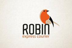 ROBIN vector logo by jordygraph on @Graphicsauthor