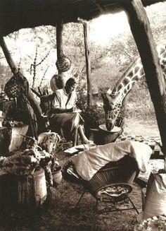 Kenya, 1963 Peter Beard