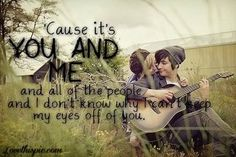 You and Me- Lifehouse