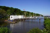 Yachthafen Mühlenberg Blankenese 2