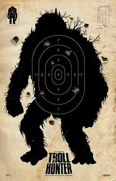 troll hunter by ghoulish gary pullin