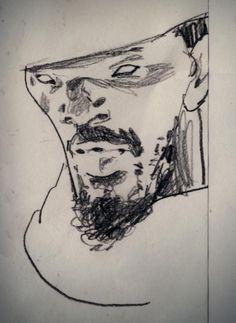 Sketch by Rich Kelly