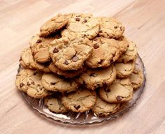 Simple, yet enjoyable, recipe for cookies that can be added to your long term food storage!