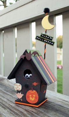 Haunted Bird House :)